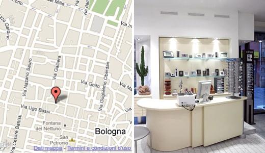 ottica-garagnani-bologna-negozio-via-montegrappa