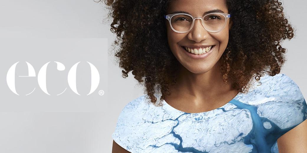 Eco linea occhiali di MODO